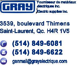 Adresse Gray